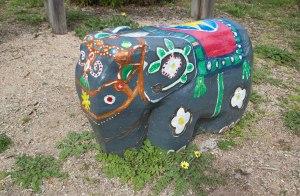 The little elephant, Stratford
