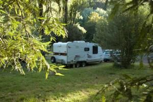 Mt Franklin camp ground
