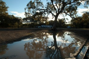 Camp ground Blackall