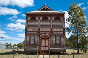 Barcaldine Masonic Temple