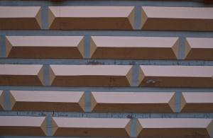Barcaldine Masonic Temple close up