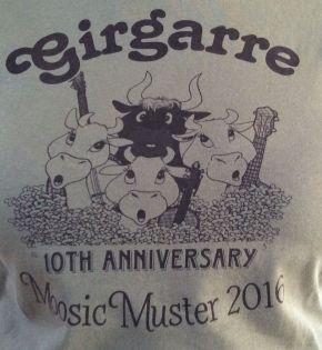 GT shirt