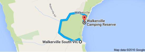 Walkerville Map