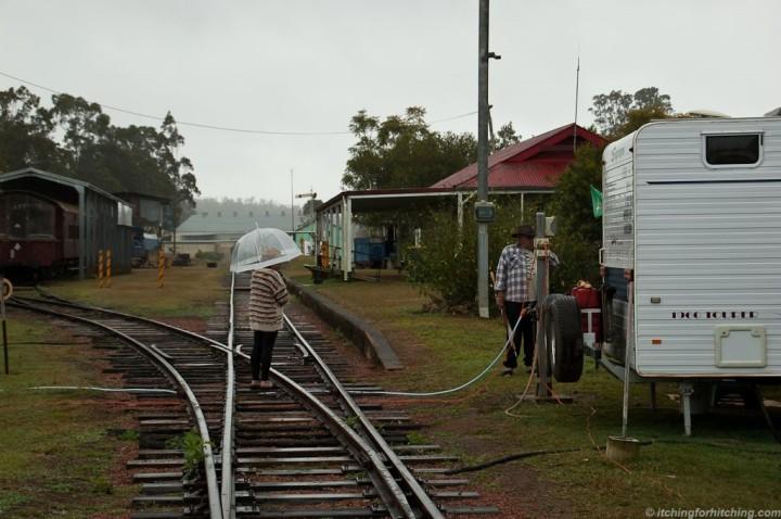 Ravenshoe Station Camp