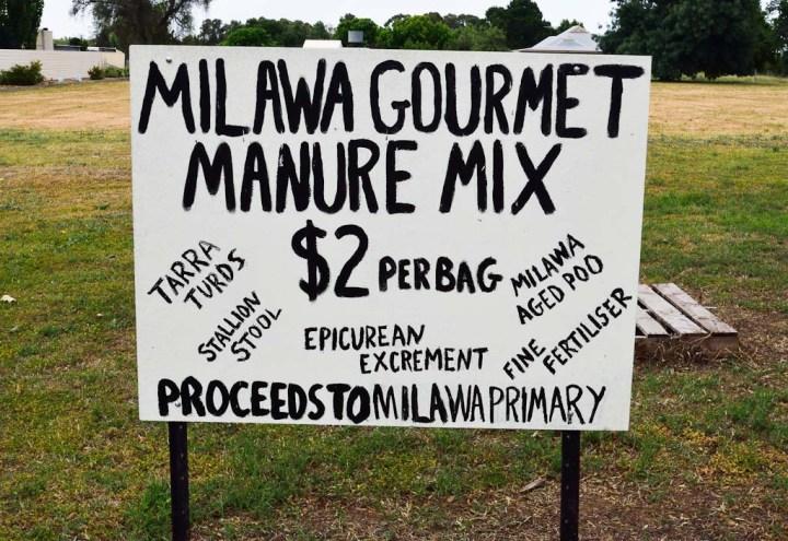 Milawa manure