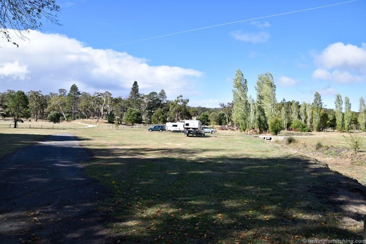 Glenlyon Recreation Reserve