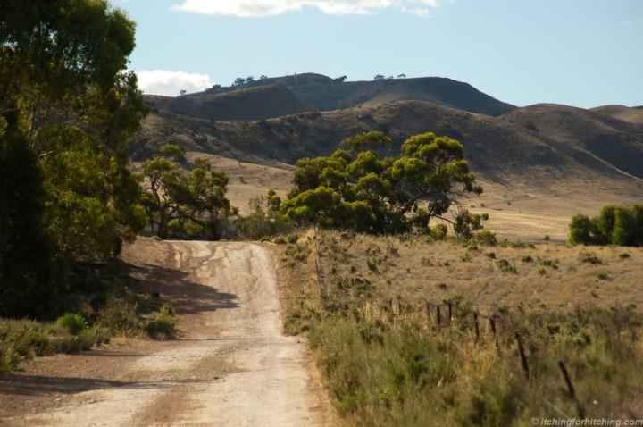 Burra Gorge, SA