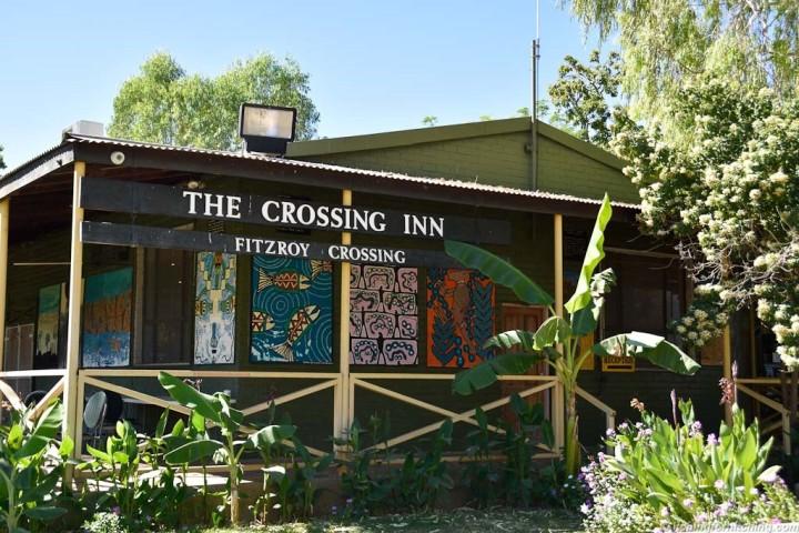 The Crossing Inn, Fitzroy Crossing