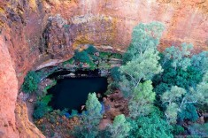 Circular Pool, Dales Gorge