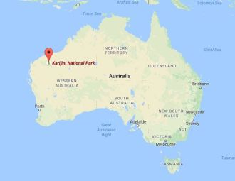 karijini-map