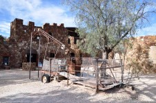 5. Amigo's Castle and mine, Lightning Ridge, NSW