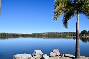 6. Theresa Creek Dam, Qld