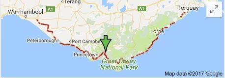 great-ocean-road-map-google