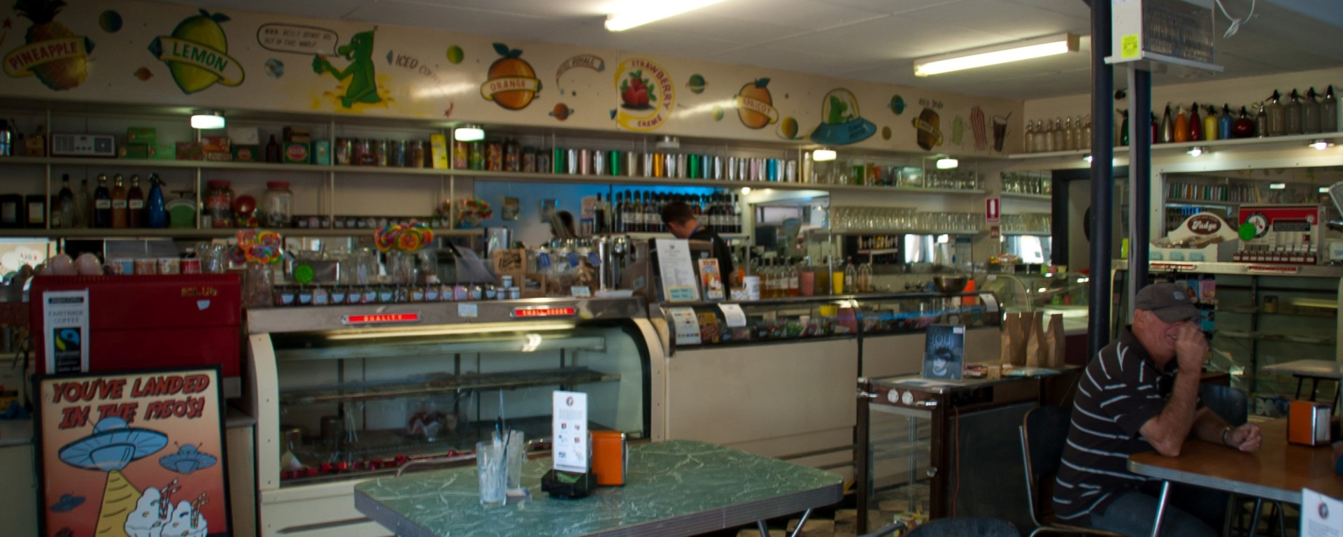 Bell's Milk Bar, Broken Hill, NSW