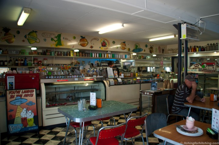 Bell's Milk Bar, Broken Hill, NSW