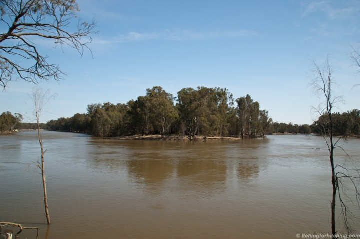 Murray River at Boundary Bend