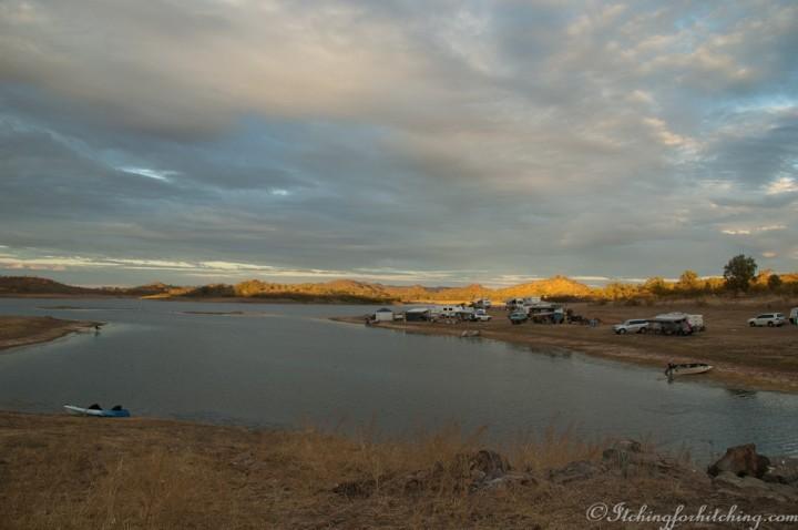 Corella Dam, Qld