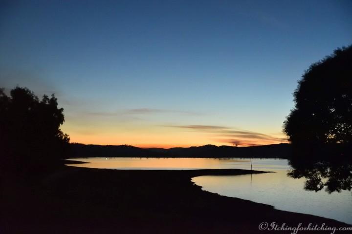 Lake Hume, Tallangatta