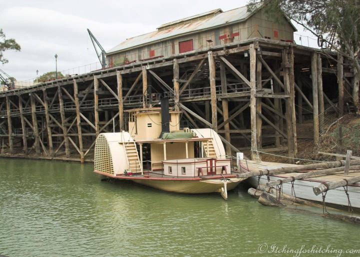 Echuca Wharf