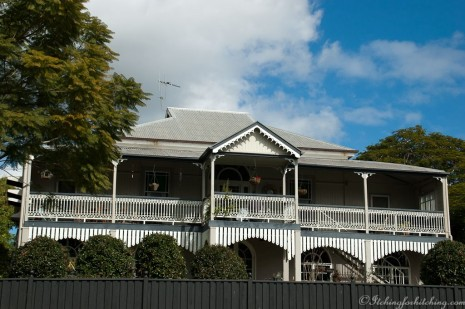 'Queenslander' style Maryborough, Qld