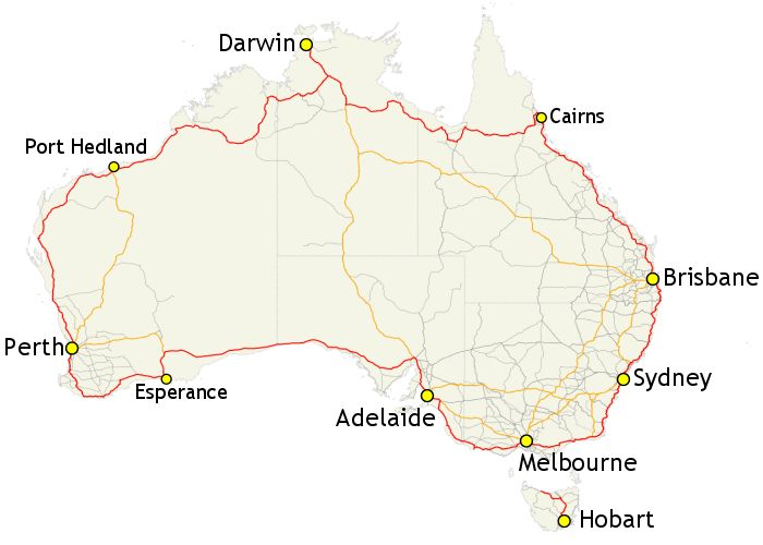 Highway_1_(Australia)_map