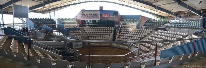 Gracemere Arena Panorama