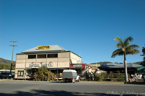 Royal Hotel, Bouldercombe, Qld