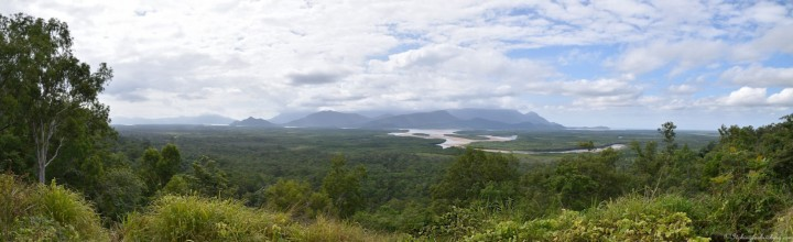 Hinchinbrook Panorama