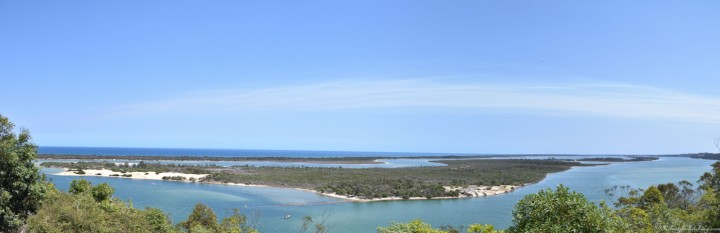 Lakes Entrance Pano