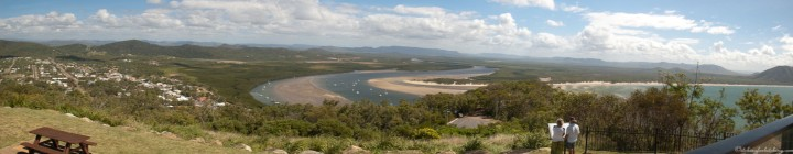 20140721 Panorama of Cooktown cropped
